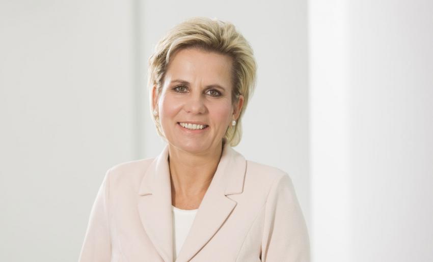 Barbara Klepsch - Schirmherrin für Verrückt Na und