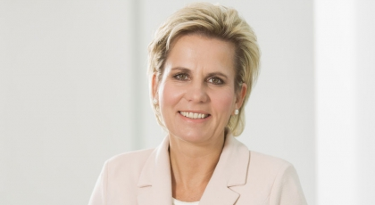 Barbara Klepsch - Schirmherrin Irrsinnig Menschlich e.V.