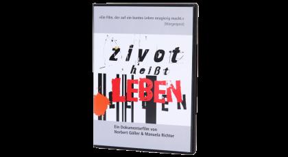 DVD Zivot - Material von Irrsinnig Menschlich e.V.