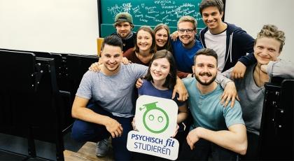 Psychisch fit studieren - Niederschwelliges Forum für seelische Gesundheit von Studierenden