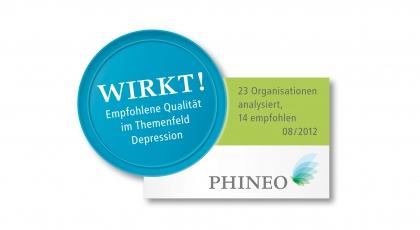 PHINEO-Wirkt-Siegel für Irrsinnig Menschlich e.V.