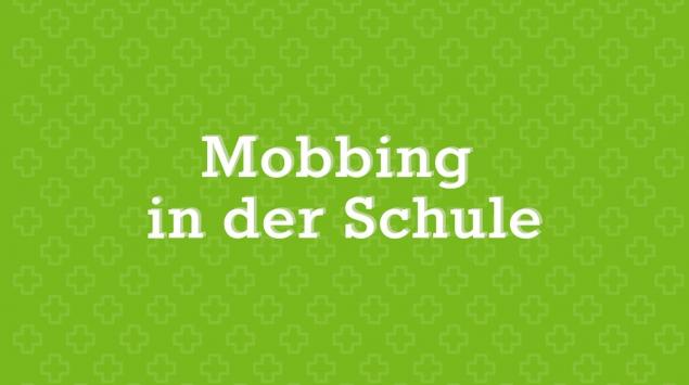 Mobbing in der Schule: Hilfe bei psychischen Problemen