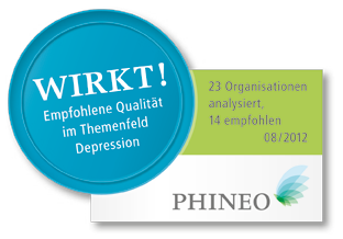 psychische gesundheit auszeichnung - phineo