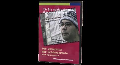 """DVD """"Das Geheimnis der Schizophrenie"""" - Material von Irrsinnig Menschlich e.V."""