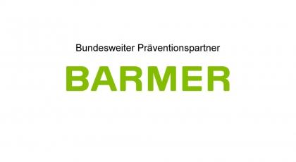 Barmer - Bundesweiter Präventionspartner Verrückt? Na und!