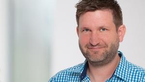 Christopher Haas - Landeskoordinator Verrückt? Na und! Rheinland-Pfalz