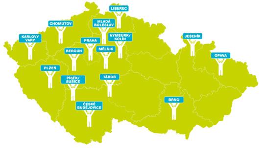 Verrückt? Na und! in Tschechien