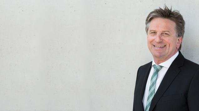 Manne Lucha - Schirmherr Irrsinnig Menschlich e.V.