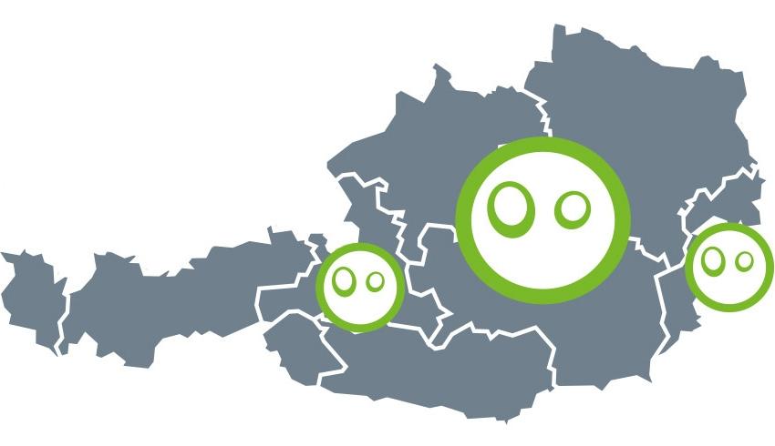"""""""Verrückt? Na und!"""" in Österreich"""